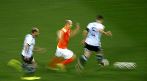 Sprinttrening gir bedre fotballresultater