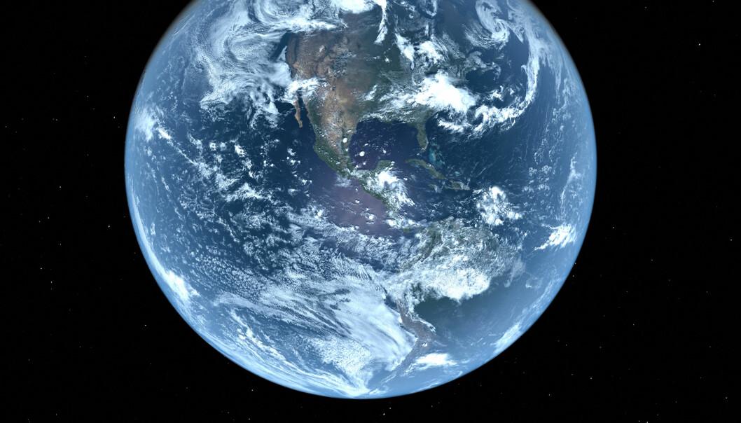 Forskere har fastsatt ni grenseverdier for hvor mye juling jorden tåler. Fire av grenseverdiene er allerede overskredet, noe som øker risikoen for at jordens milde og stabile klima forsvinner.   (Foto: Colourbox)