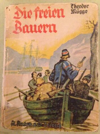 Bokutgaven, tegning Wilhelm Repsold.