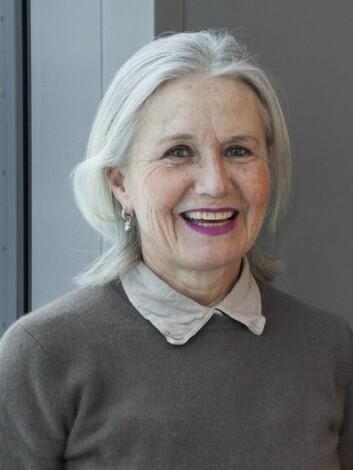 Vibeke Lohne, professor på Institutt for sykepleie ved Høgskolen i Oslo og Akershus.  (Foto: Marit Christensen, HiOA)