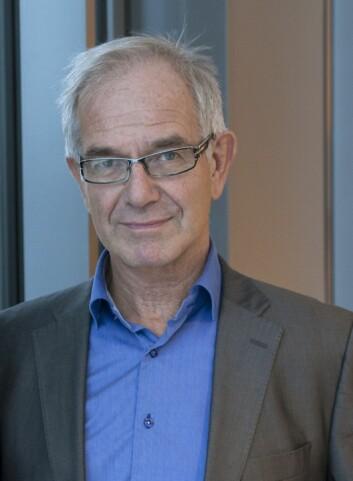 Dagfinn Nåden, professor på Institutt for sykepleie ved Høgskolen i Oslo og Akershus.  (Foto: Marit Christensen, HiOA)
