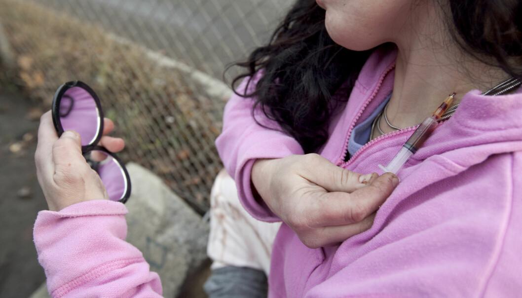Undersøkelsen peker i retning av at ulovlig bruk av LAR-medisiner er mindre farlig enn tidligere antatt. (Foto: SIRUS/Nye bilder)