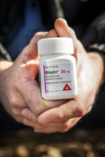 Medisineringen av personer med ADHD har økt voldsomt det siste tiåret. (Foto: Øyvind Nordahl Næss/VG)