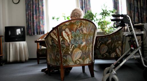 Deler ut 12 millioner til forskning på demens
