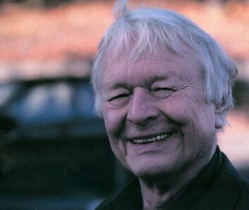 Professor Knut Kleve. (Foto: Privat)