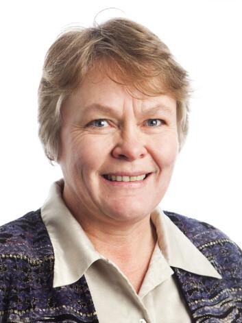 Nina Køpke Vøllestad.  (Foto: UiO)
