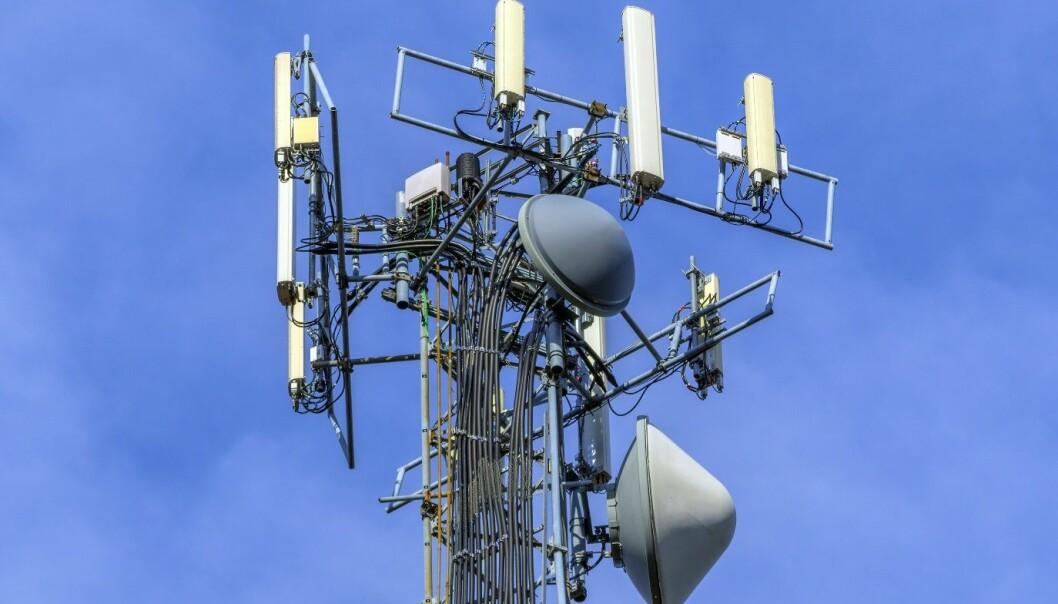 Mobilnettene er så sammensatte at forskerne må måle dem utenfra for å forstå dem. (Foto: Microstock)