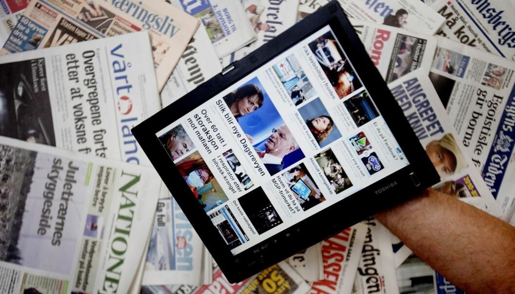 Kvalitetsjournalistikk gir fornøyde lesere