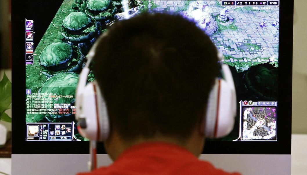 I mange spill kan du lage din egen digitale personlighet. (Foto: Reuters)