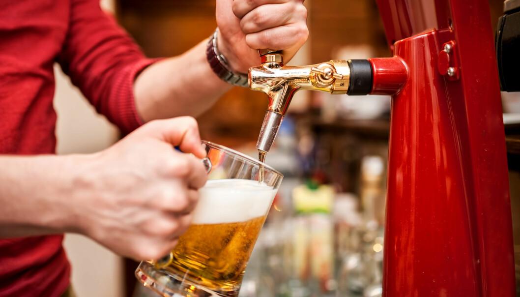 Folk som drikker litt alkohol har lavere risiko for hjertesvikt