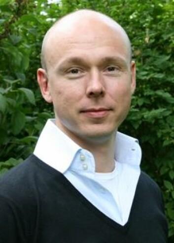 Thomas Hoff. (Foto: UiO)