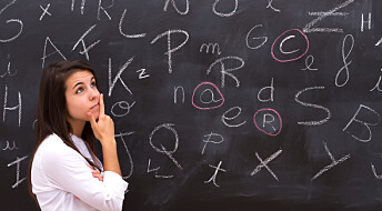 Færre kvinner i antatte geni-fag