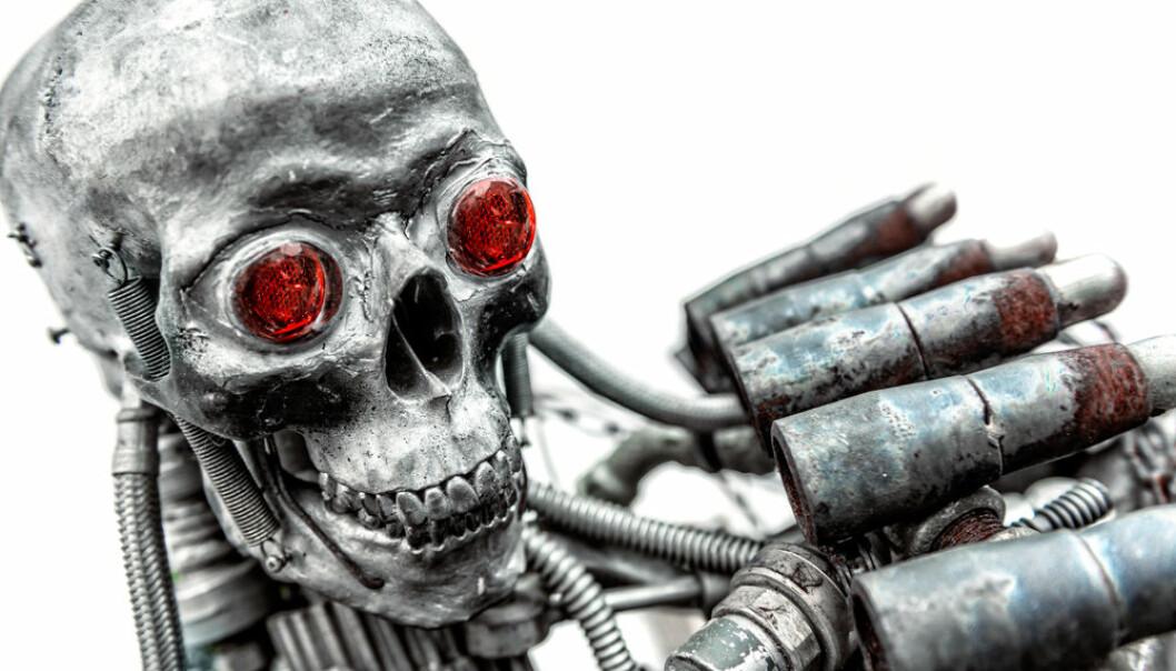 Bør militære roboter rette seg etter Geneve-konvensjonen? og bør robotbilen din drepe deg for å redde to andre? Slike spørsmål ønsker Future of Life Institute å få en bredere diskusjon om.  (Foto: Shutterstock)