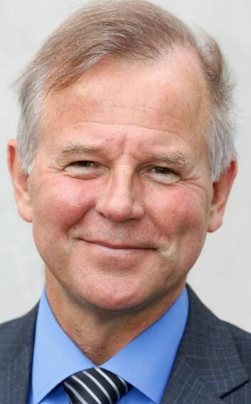 Rektor ved UiO, Ole Petter Ottersen, sitter i fagkomiteene som vurderer nominasjoner og prosjektsøknader til den store pengesekken i Olav Thon Stiftelsen.  (Foto: UiO)