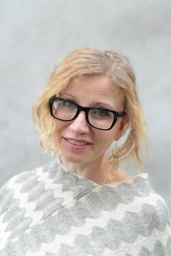 Ingrid Christine Reite jobber til daglig ved Fakultet for humaniora og utdanningsvitenskap ved Høgskolen i Buskerud og Vestfold.  (Foto: Marianne Torp, Det teologiske menighetsfakultet)