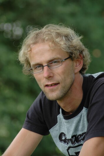Birger Svihus. (Foto: Elin Judit Straumsvåg)