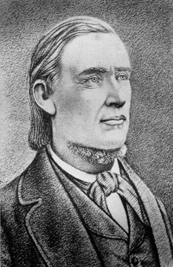 Hans Nielsen Hauge (1771‒1824), grunnla den kristne bevegelsen haugianerne. (Foto: Scanpix)