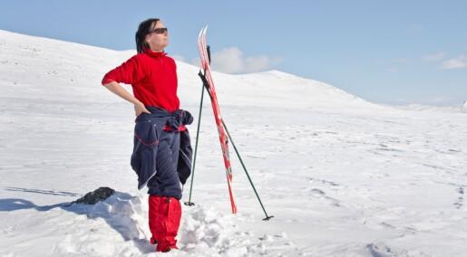 God helse og gode helsevaner i Norge