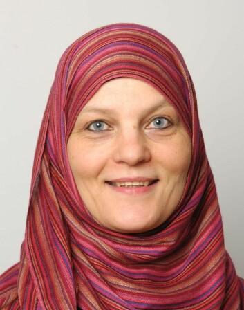 Nora S. Eggen forsker på islams kunnskapstradisjoner og intellektuelle historie, Koranen og etikk. (Foto: UiO)
