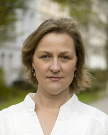 Kathinka Frøystad, forsker på forholdet mellom religiøst mangfold og sosial ulikhet. (Foto: UiB)
