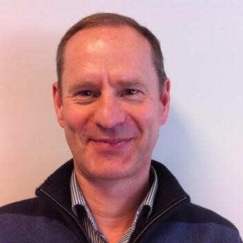 Sigmund Akselsen er seniorforsker ved Telenor Forskning og Utvikling.  (Foto: Telenor)
