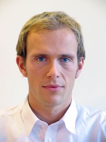 Dag Slettemeås er forsker og stipendiat ved Statens institutt for forbruksforskning.   (Foto: SIFO)