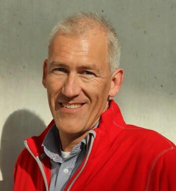 Jan Velvin. (Foto: NMBU)