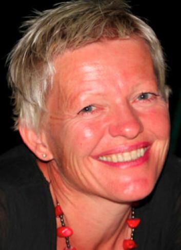 Gine Roll Skjervø er forsker ved Institutt for biologi på NTNU.  (Foto: NTNU)