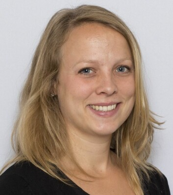 Johanne Gran Kjøllesdal, forsker og prosjektleder for brukerundersøkelsen.  (Foto: Kunnskapssenteret)