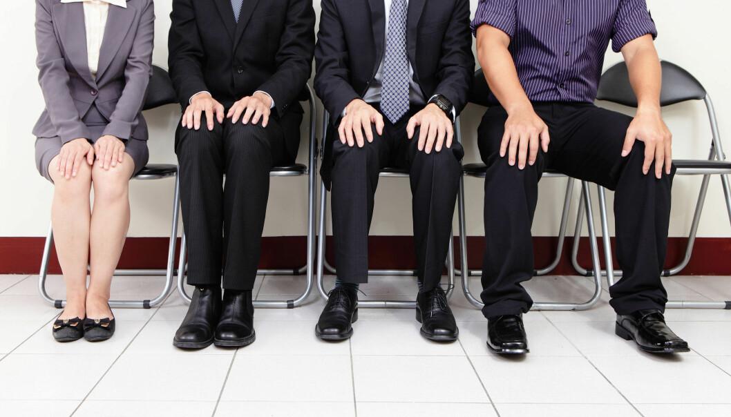 Personligheten avgjør hvordan du får ny jobb