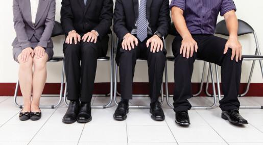 Kronikk: Å telle arbeidsplasser