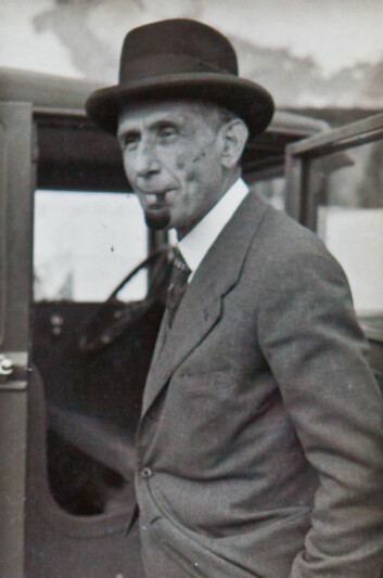 Pompeu Fabra (1868-1948). Fotokjelde: Wikimedia Commons.