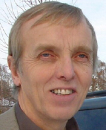 Olaf Aagedal, forsker ved KIFO, Institutt for kirke-, religions- og livssynsforskning. (Foto: KIFO)