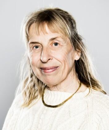 Ernæringsprofessor Anna Haug mener det ikke er bevist at melkefettet er helseskadelig. (Foto: Gisle Bjørneby, NMBU)