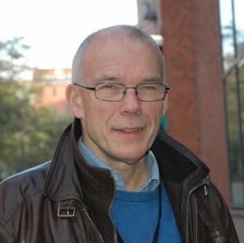 Jan Merok Paulsen, førsteamanuensis ved Høgskolen i Oslo og Akershus.  (Foto: HiOA)