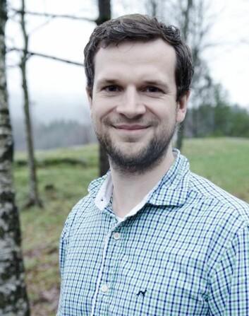 Kristoffer Toldnes Cumming. (Foto: Andreas B. Johansen)