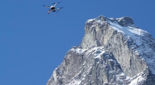 Statsetater vil vurdere bruk av droner