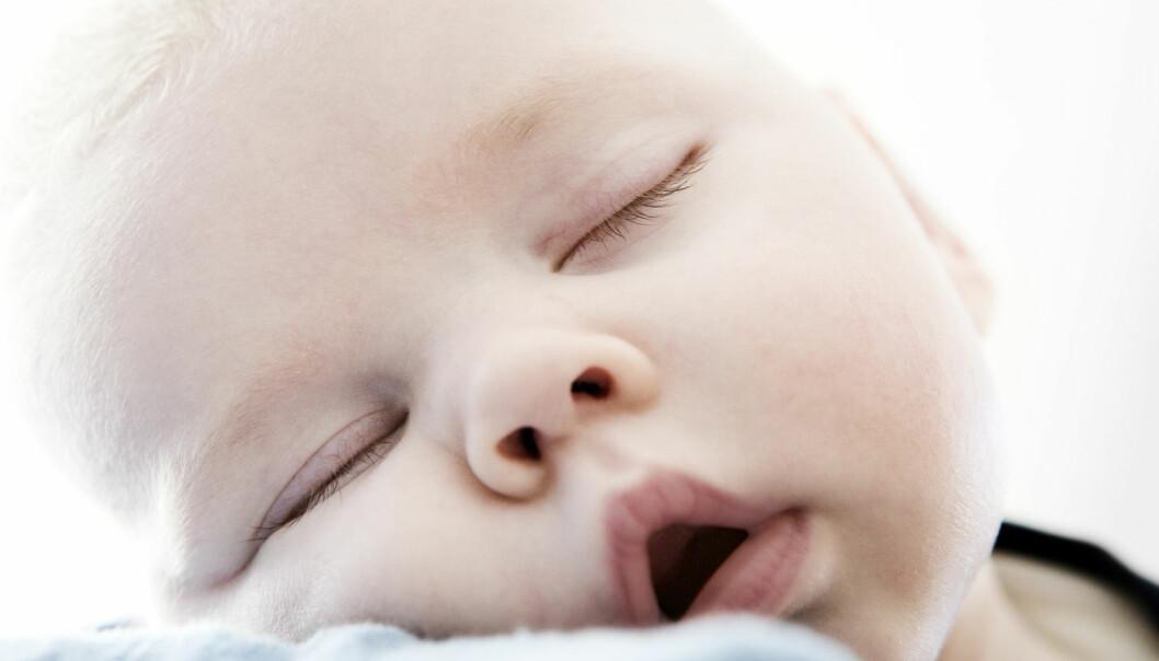 Hjernen din blir vasket når du sover