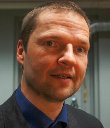 Jon Yngve Hardeberg. (Foto: Arnfinn Christensen, forskning.no)