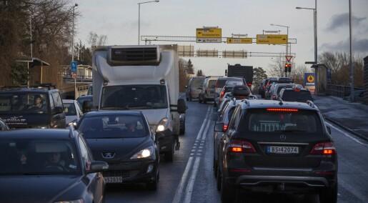 Skal lage firedagers varsel for luftforurensning