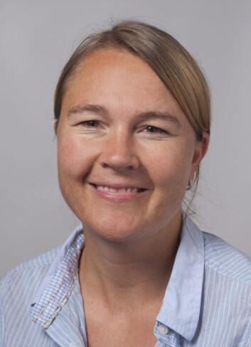 Anne Lene Kristiansen. (Foto: Gunnar F. Lothe, UiO)