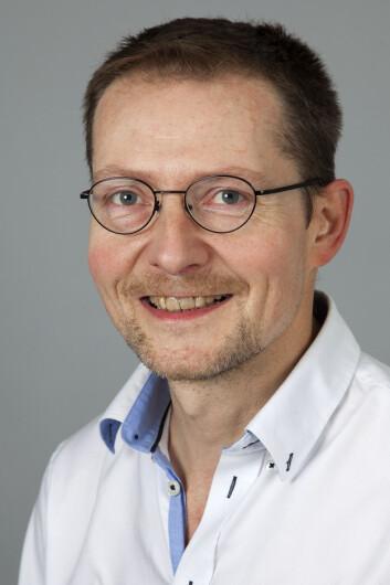 Louis Boumans. (Foto: Karsten Sund, NHM) (Foto: Karsten Sund, NHM)