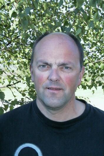 Olav Bråtå, forsker ved Østlandsforskning, er nå på jakt etter gamle øltradisjoner, ingredienser og metoder.  (Foto: privat)