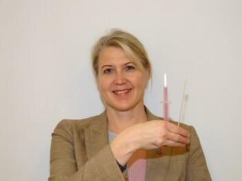 Overlege og forsker Mari Nygård ved Kreftregisteret. (Foto: Kreftforeningen)