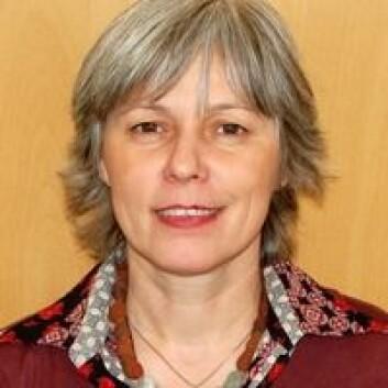Prosjektleder Maria Dusinska. (Foto: NILU)