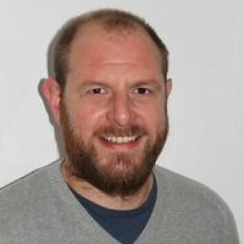 Prosjektleder Andy Booth.  (Foto: Sintef)
