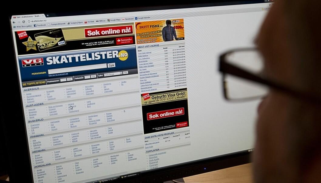 Forskere ved Universitetet i Stavanger spurte: Hva ble konsekvensen da folk ble klar over hva de nærmeste kollegene deres på jobben får i lønn? For mange ble det en vekker, på godt og vondt. (Foto: Scanpix, Terje Bendiksby)