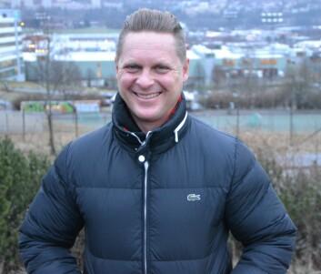 Skeid-trener Kjell Sverre Hansen Wold. (Foto: Eivind Torgersen)