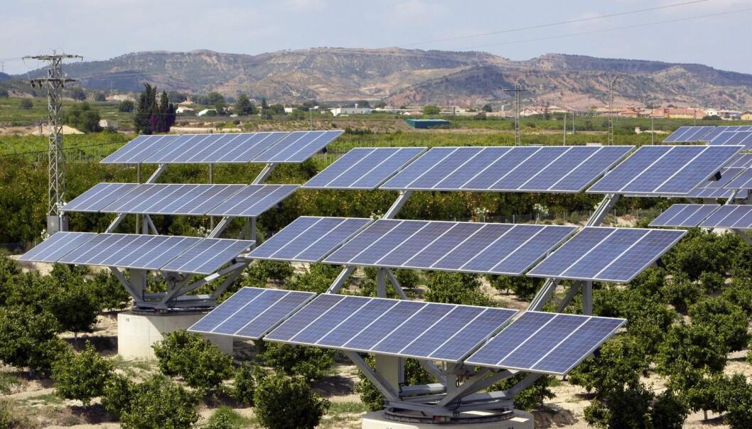 Europa bør samle seg om en felles plattform for satsing på bærekraftig energi, med åpning for å dyrke de ulike landenes særegne energiressurser. For eksempel kan solenergi være tingen i Spania, men ikke nødvendigvis i Finland. Bildet er fra et solkraftverk i sørspania.  (Foto: Scanpix, Tore Wuttudal)