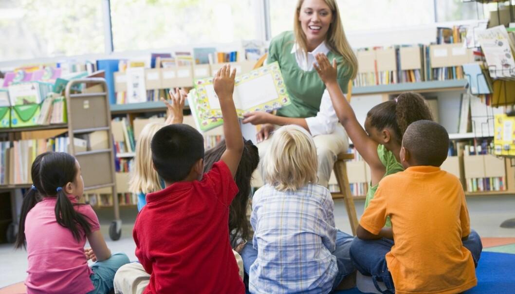 – Resultatene fra denne studien viser at skolen bør strukturere og intensivere språkopplæringen for elever som ikke kan godt nok norsk, sier Jannicke Karlsen. (Foto: Microstock)